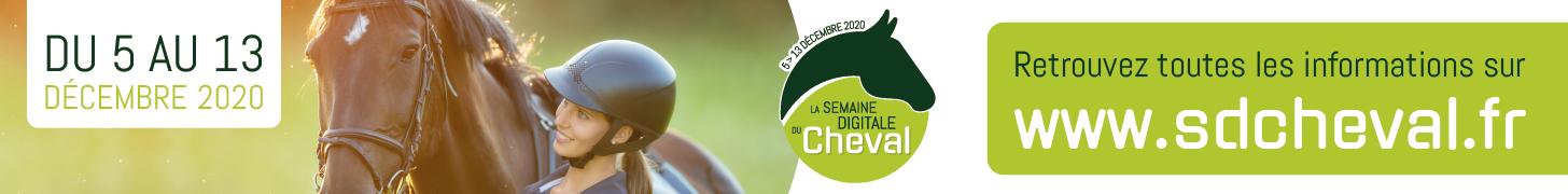 Semaine Digitale du Cheval